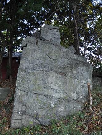 藤加羅立ち石4