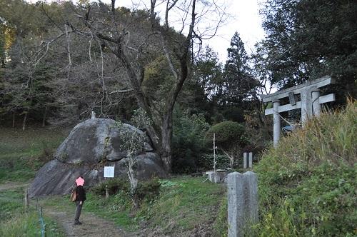 赤石稲荷神社1