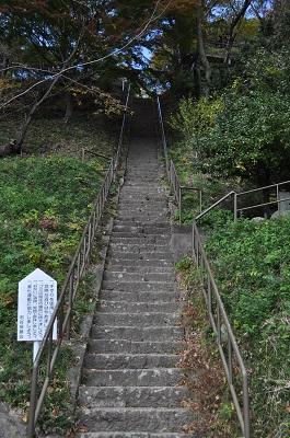 岩谷観音階段