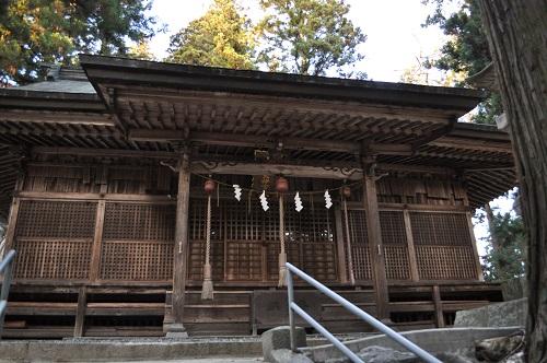 鹿島神宮社殿