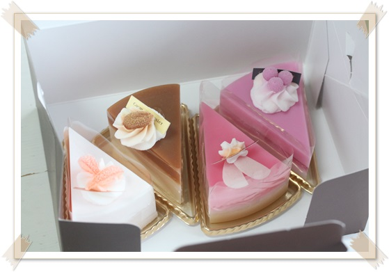 ケーキ石鹸