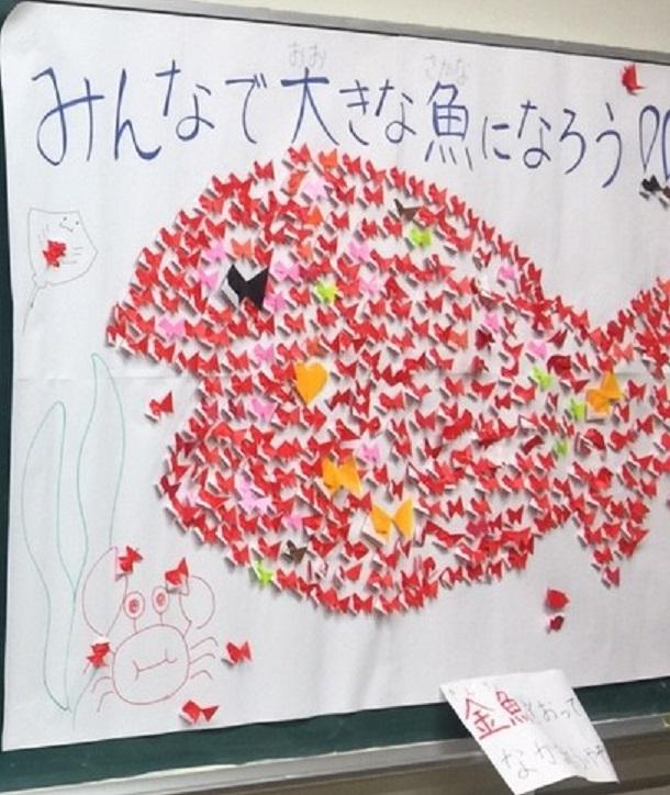 二日目金魚 本当に金魚
