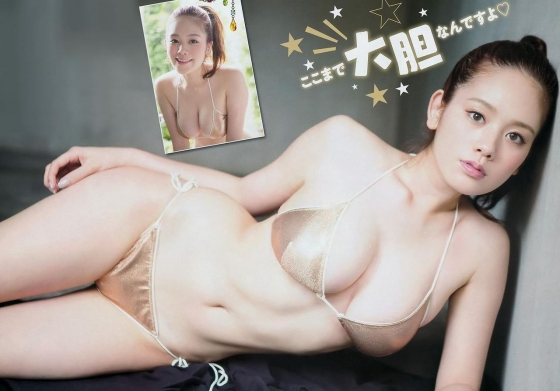 筧美和子 水着グラビア復活で久しぶりに見せたHカップ爆乳 画像30枚 23