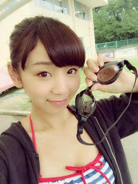 吉川千愛 LinQのちあっきーがCカップ水着姿を披露したキャプ 画像32枚 31