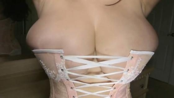柳瀬早紀 愛しの女神さまのIカップ爆乳擬似SEXキャプ 画像31枚 10