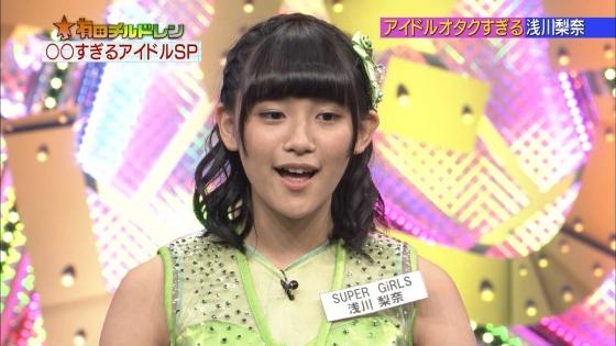 浅川梨奈 Eカップ巨乳と腋を披露したテレビ番組キャプ 画像20枚 7
