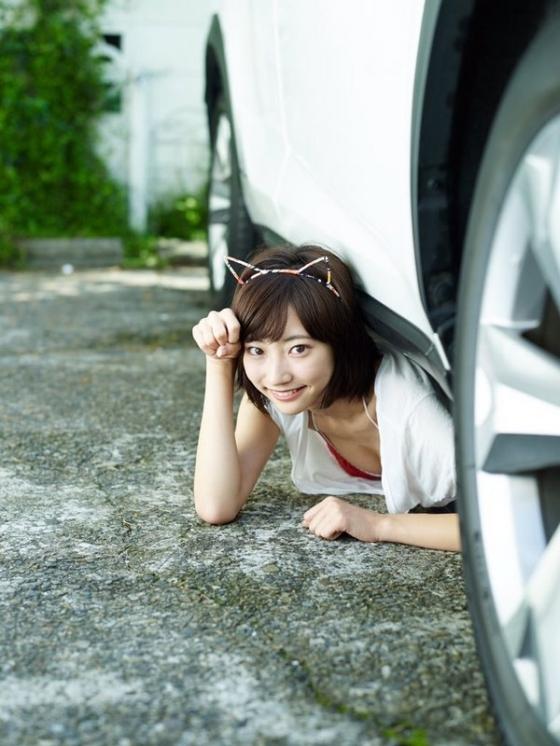 武田玲奈 マガジンの女子校生制服グラビア 画像27枚 14