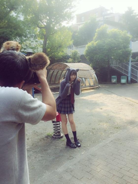 武田玲奈 マガジンの女子校生制服グラビア 画像27枚 15