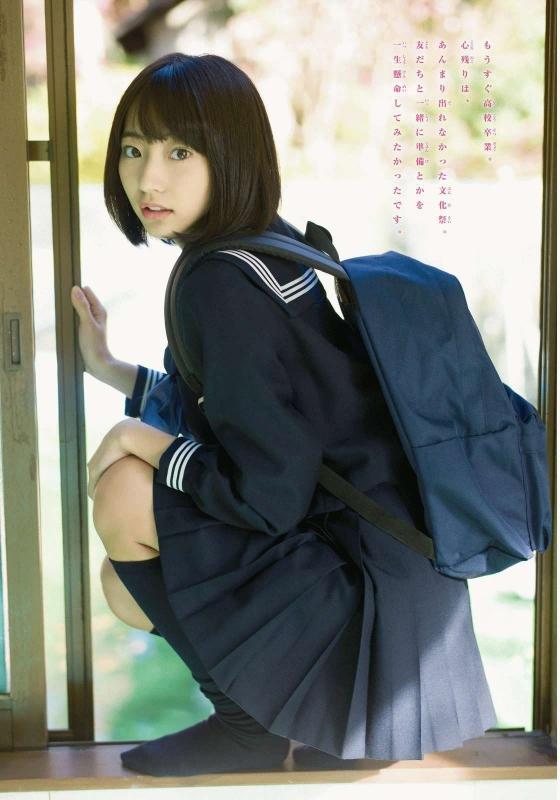 武田玲奈 マガジンの女子校生制服グラビア 画像27枚 2