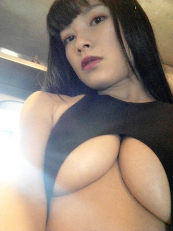 春野恵 恵みの雫のGカップニプレスと股間食い込みキャプ 画像46枚 39