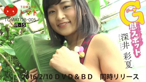 深井彩夏 G慰スポットのGカップ乳輪チラと股間食い込みキャプ 画像29枚 2