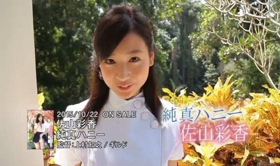 佐山彩香 純真ハニーのFカップ巨乳とむっちりお尻キャプ 画像57枚 2