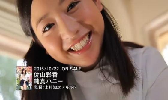 佐山彩香 純真ハニーのFカップ巨乳とむっちりお尻キャプ 画像57枚 3