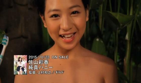佐山彩香 純真ハニーのFカップ巨乳とむっちりお尻キャプ 画像57枚 42