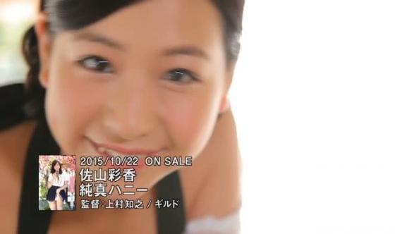 佐山彩香 純真ハニーのFカップ巨乳とむっちりお尻キャプ 画像57枚 47