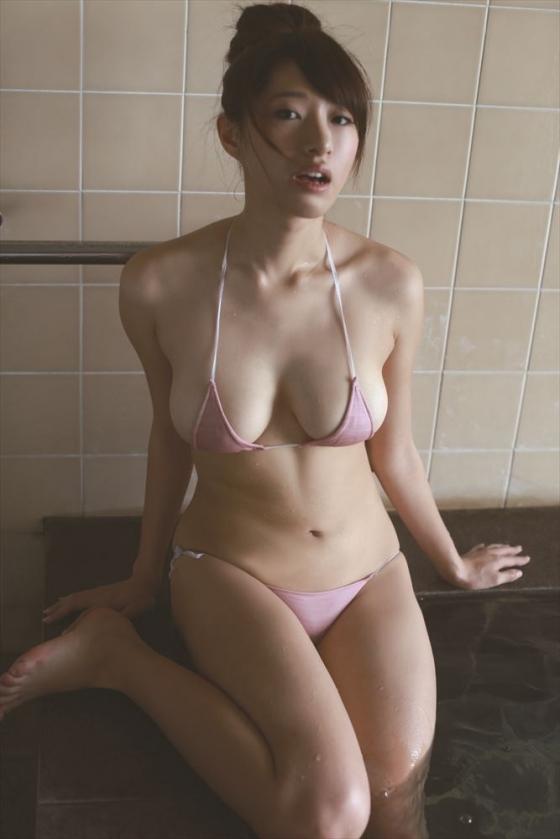 染谷有香 Gカップ高身長でリアル峰不二子なグラビア 画像30枚 15