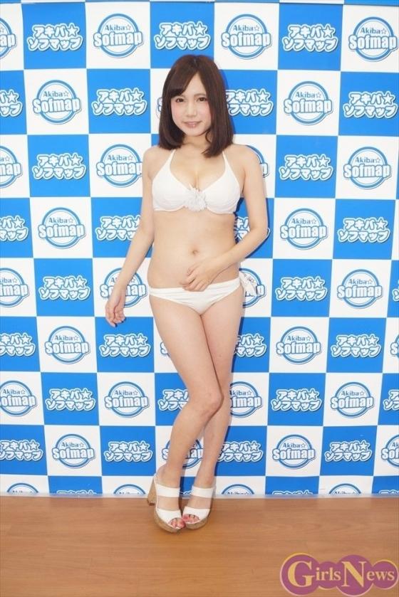川本サリー サリーデイズPRでソフマップで披露したGカップ 画像28枚 4