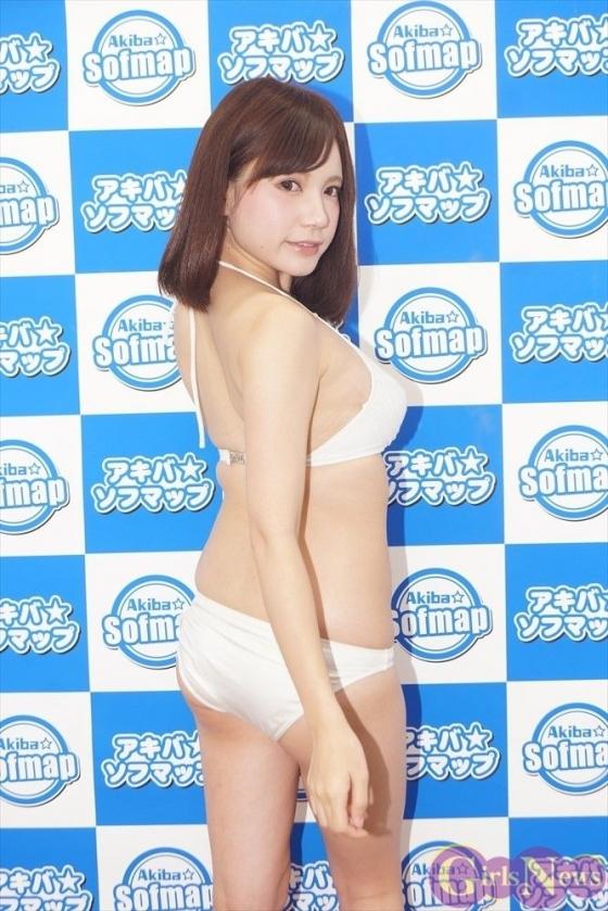 川本サリー サリーデイズPRでソフマップで披露したGカップ 画像28枚 9