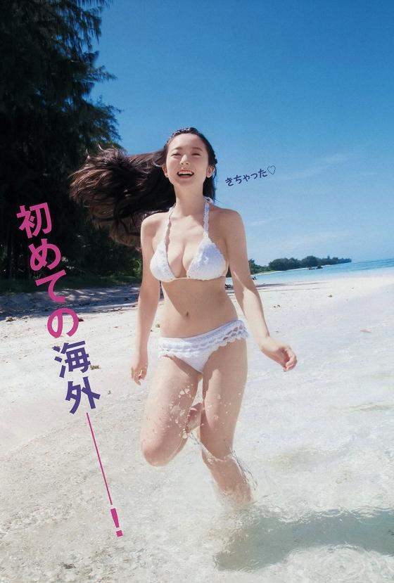 中野佑美 paletを卒業したGカップ爆乳アイドルのグラビア 画像24枚 13