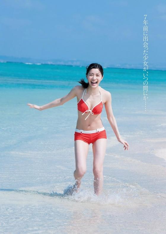 松井珠理奈 写真集で披露した水着姿の太ももが悩ましい 画像31枚 18