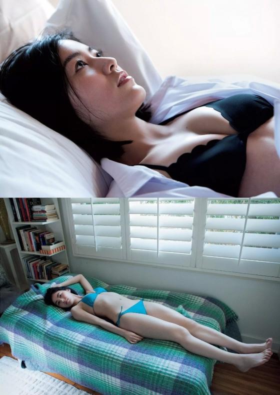 松井珠理奈 写真集で披露した水着姿の太ももが悩ましい 画像31枚 22