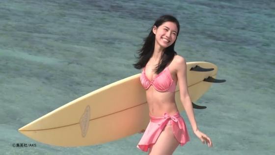 松井珠理奈 写真集で披露した水着姿の太ももが悩ましい 画像31枚 8