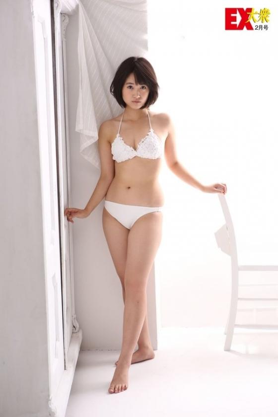 朝長美桜 EX大衆の水着姿Eカップ谷間グラビア 画像30枚 16