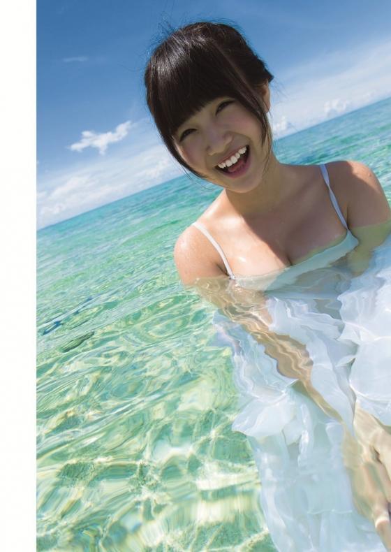 朝長美桜 EX大衆の水着姿Eカップ谷間グラビア 画像30枚 23