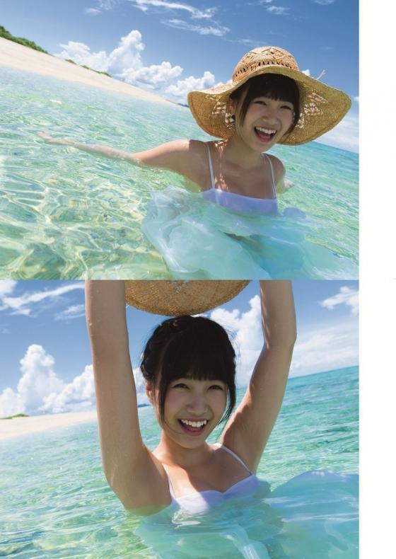 朝長美桜 EX大衆の水着姿Eカップ谷間グラビア 画像30枚 24
