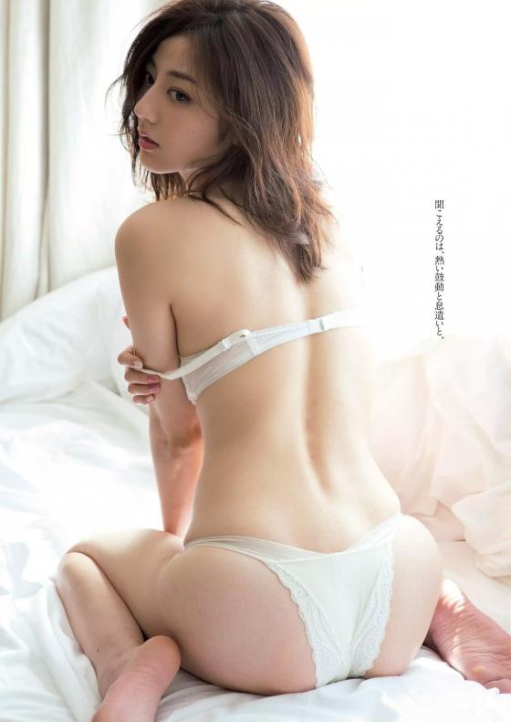 杉本有美 週プレのCカップ下着姿とセミヌードグラビア 画像42枚 30