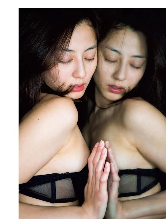 杉本有美 週プレのCカップ下着姿とセミヌードグラビア 画像42枚 35