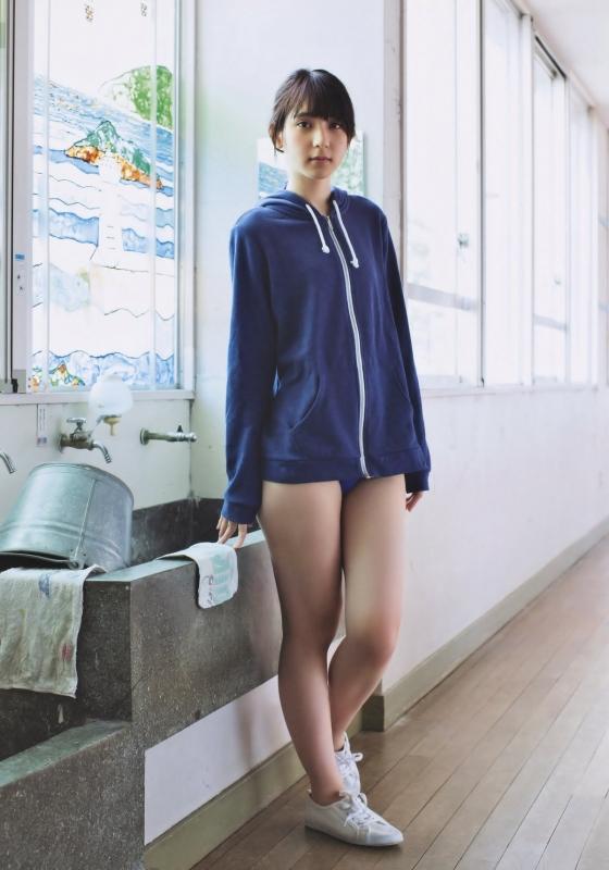 松岡菜摘 写真集追伸で見せた水着姿のむっちりお尻 画像44枚 19