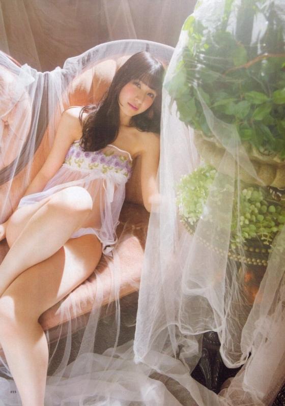 松岡菜摘 写真集追伸で見せた水着姿のむっちりお尻 画像44枚 41