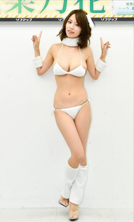 菜乃花 彼女がグラドル販促イベントinソフマップ 画像29枚 10