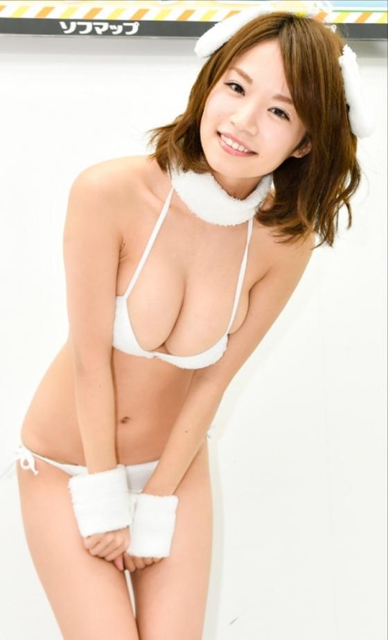 菜乃花 彼女がグラドル販促イベントinソフマップ 画像29枚 12