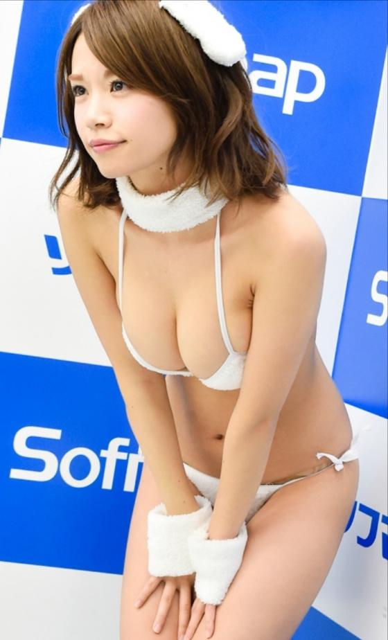菜乃花 彼女がグラドル販促イベントinソフマップ 画像29枚 1
