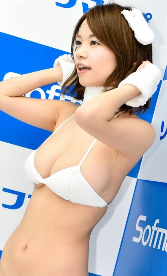 菜乃花 彼女がグラドル販促イベントinソフマップ 画像29枚 6