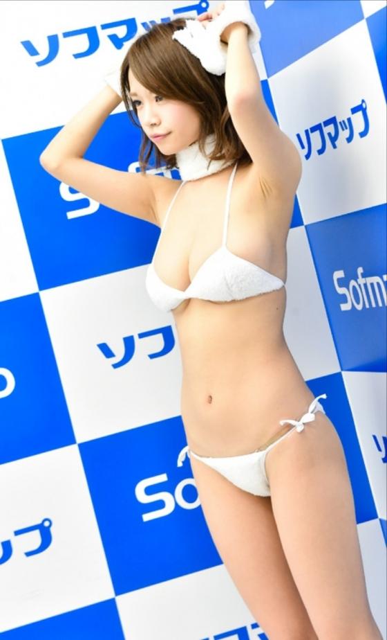 菜乃花 彼女がグラドル販促イベントinソフマップ 画像29枚 9