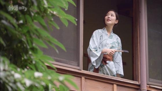 岡愛恵 バスタオル1枚で入浴姿を披露する秘湯ロマンキャプ 画像39枚 15