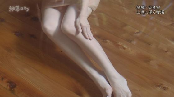 岡愛恵 バスタオル1枚で入浴姿を披露する秘湯ロマンキャプ 画像39枚 26