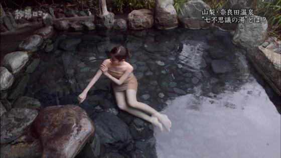 岡愛恵 バスタオル1枚で入浴姿を披露する秘湯ロマンキャプ 画像39枚 32