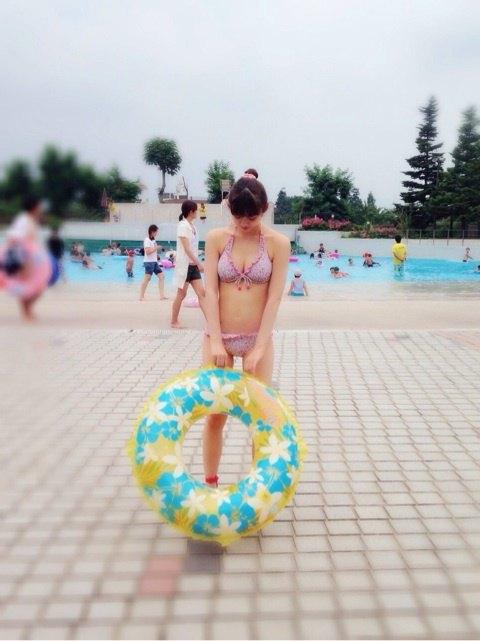 山谷花純 スピリッツのニンニンジャー水着Bカップグラビア 画像28枚 17
