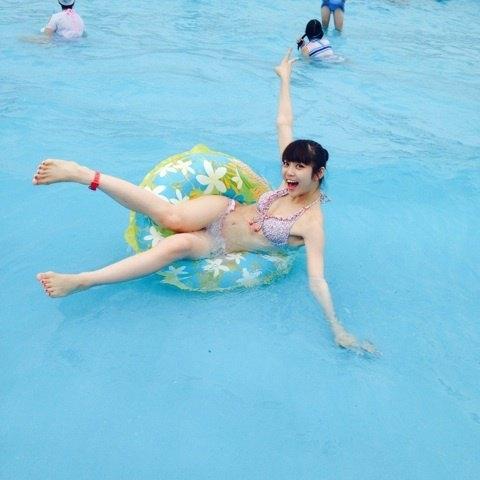 山谷花純 スピリッツのニンニンジャー水着Bカップグラビア 画像28枚 18