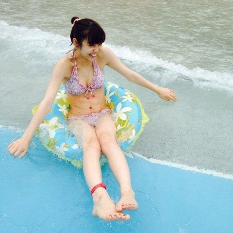 山谷花純 スピリッツのニンニンジャー水着Bカップグラビア 画像28枚 20
