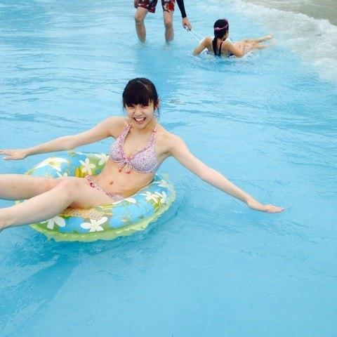 山谷花純 スピリッツのニンニンジャー水着Bカップグラビア 画像28枚 21