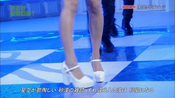 藤田奈那 右足エビデンスMVの全開腋と美脚キャプ 画像29枚 11