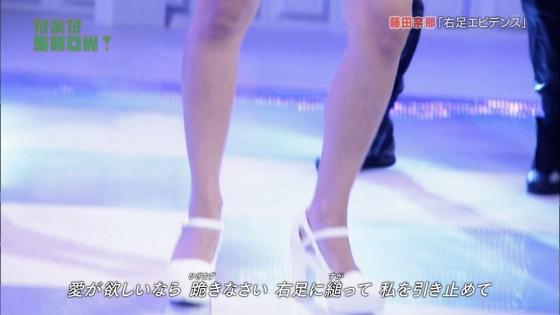 藤田奈那 右足エビデンスMVの全開腋と美脚キャプ 画像29枚 21