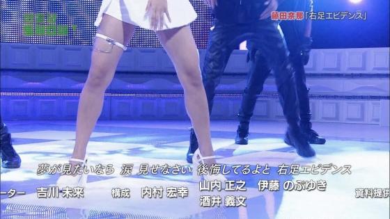 藤田奈那 右足エビデンスMVの全開腋と美脚キャプ 画像29枚 22