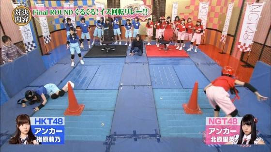 HKT48 さしきた合戦のパンティラインお尻キャプ 画像30枚 29