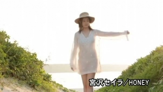 宮沢セイラ HONEYのEカップ水着姿キャプ 画像42枚 35